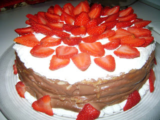 Torta Chapéu de Napoleão