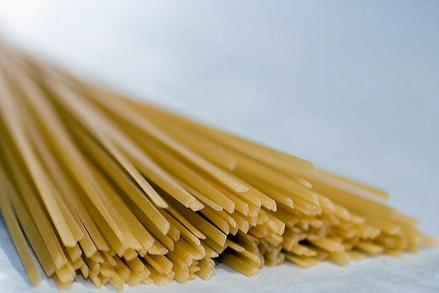 Tabla de índice glucémico - Pastas y fideos