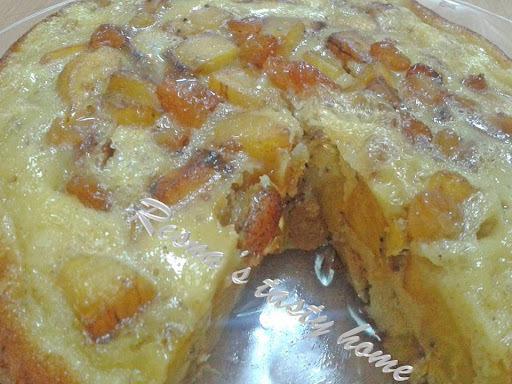 Kai pola (Plantain cake)