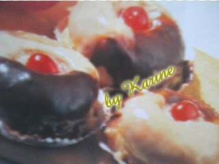Roscas doces e recheadas by Karine