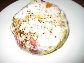 Molde de huevo con sorpresa