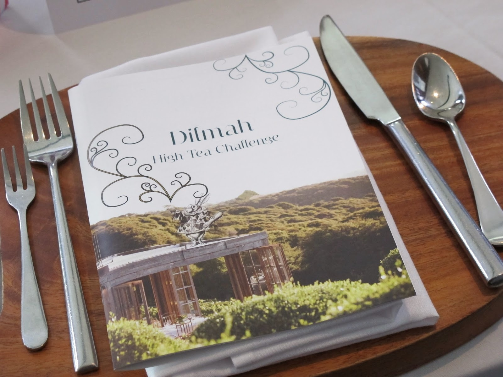 The Dilmah Real High Tea Challenge 2014
