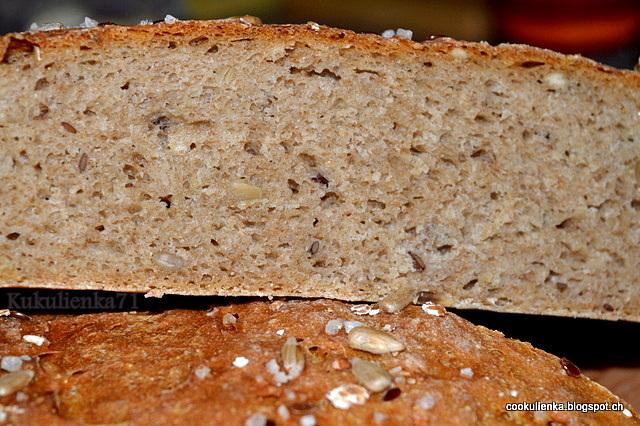Ražný miešaný chlebík