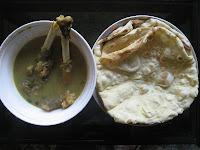 Oven Baked Tandoori Roti