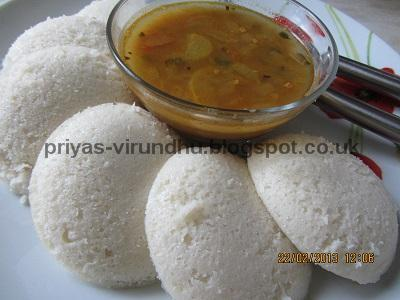 Soft Idli – Traditional South Indian Breakfast