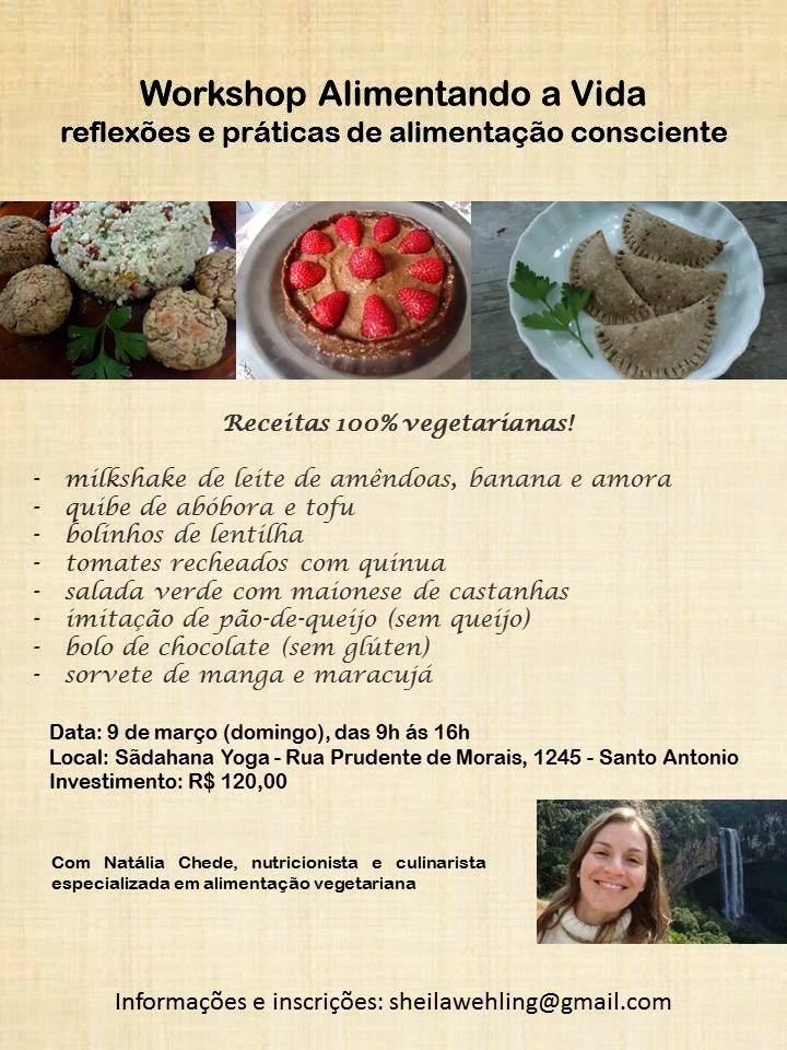 Curso de culinária em Joinville - SC