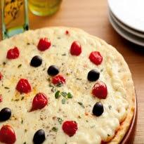massa de pizza facil sem leite