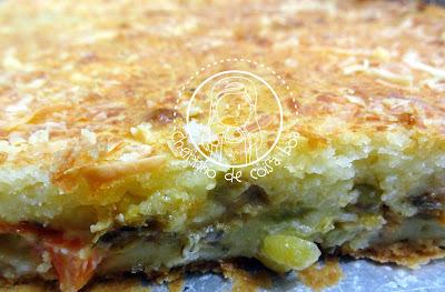 Receita: Torta de Sardinha facil