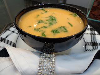 sopa de seleta de legumes