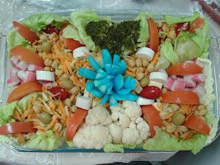 Salada Multicolorida: Sabor, Beleza e Variedade em sua Mesa!