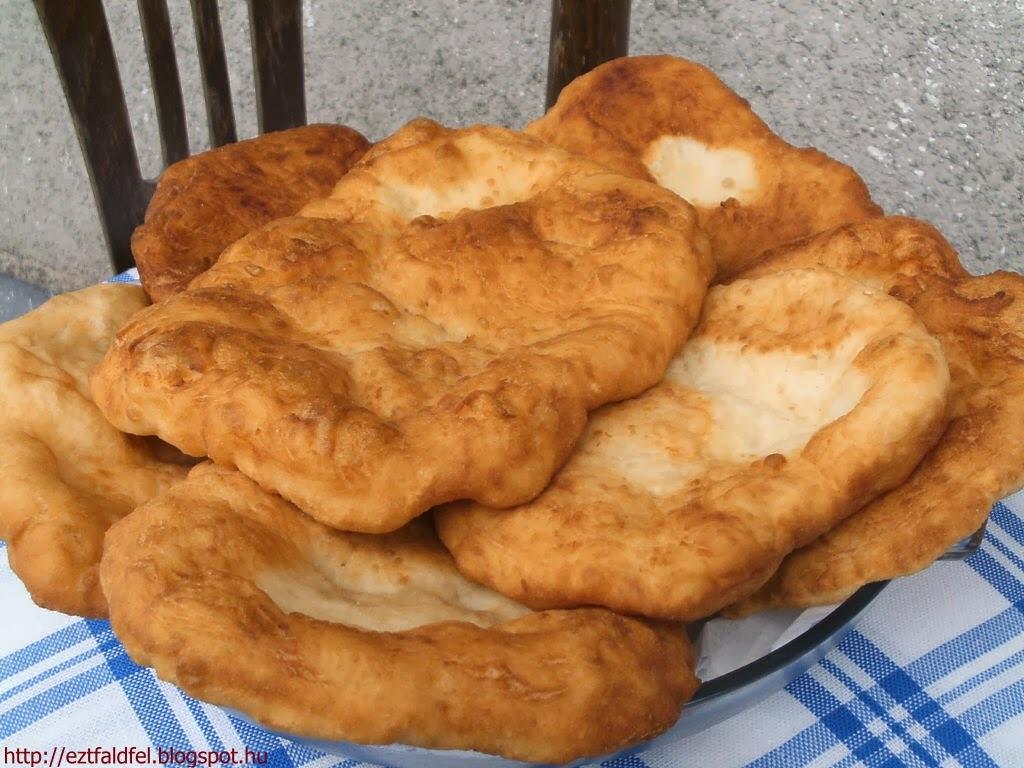 Lángos (kefires) - az igazi magyaros finomság