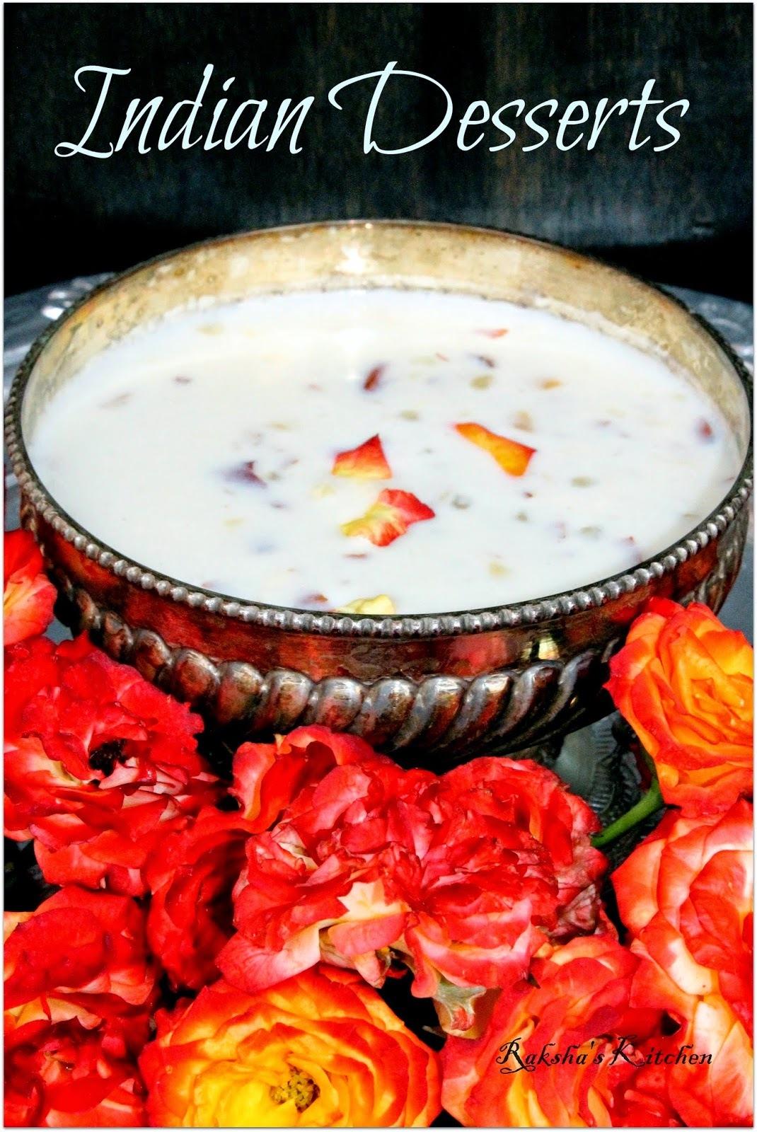 Contest Announcement - Indian Dessert Recipes, 2 People To Win Flipkart Vouchers