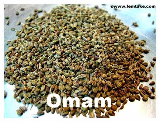 Omam Water - Oma Water - Ajwain Water