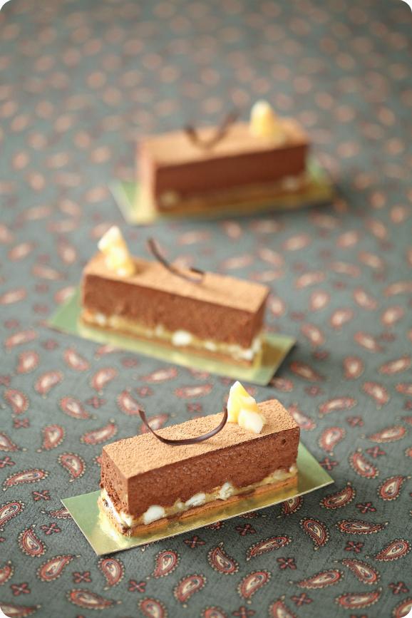 Шоколадно-карамельный бар с макадамией / Barras de chocolate e caramelo com macadâmia