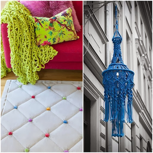 Macrame Is Back  & Setting A Trend In Our Homes
