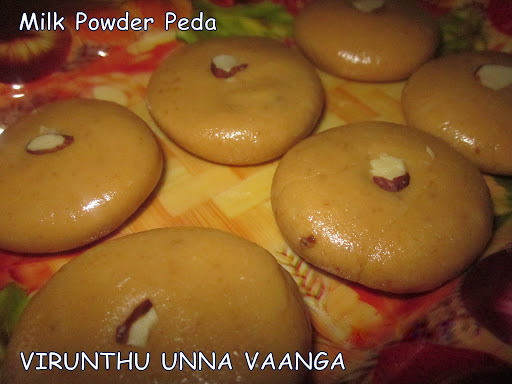 MILK POWDER PEDA  -  100th  POST