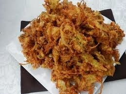Cabbage Pakora /Cabbage Fritters
