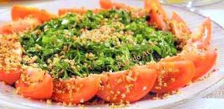 salada alemã de repolho