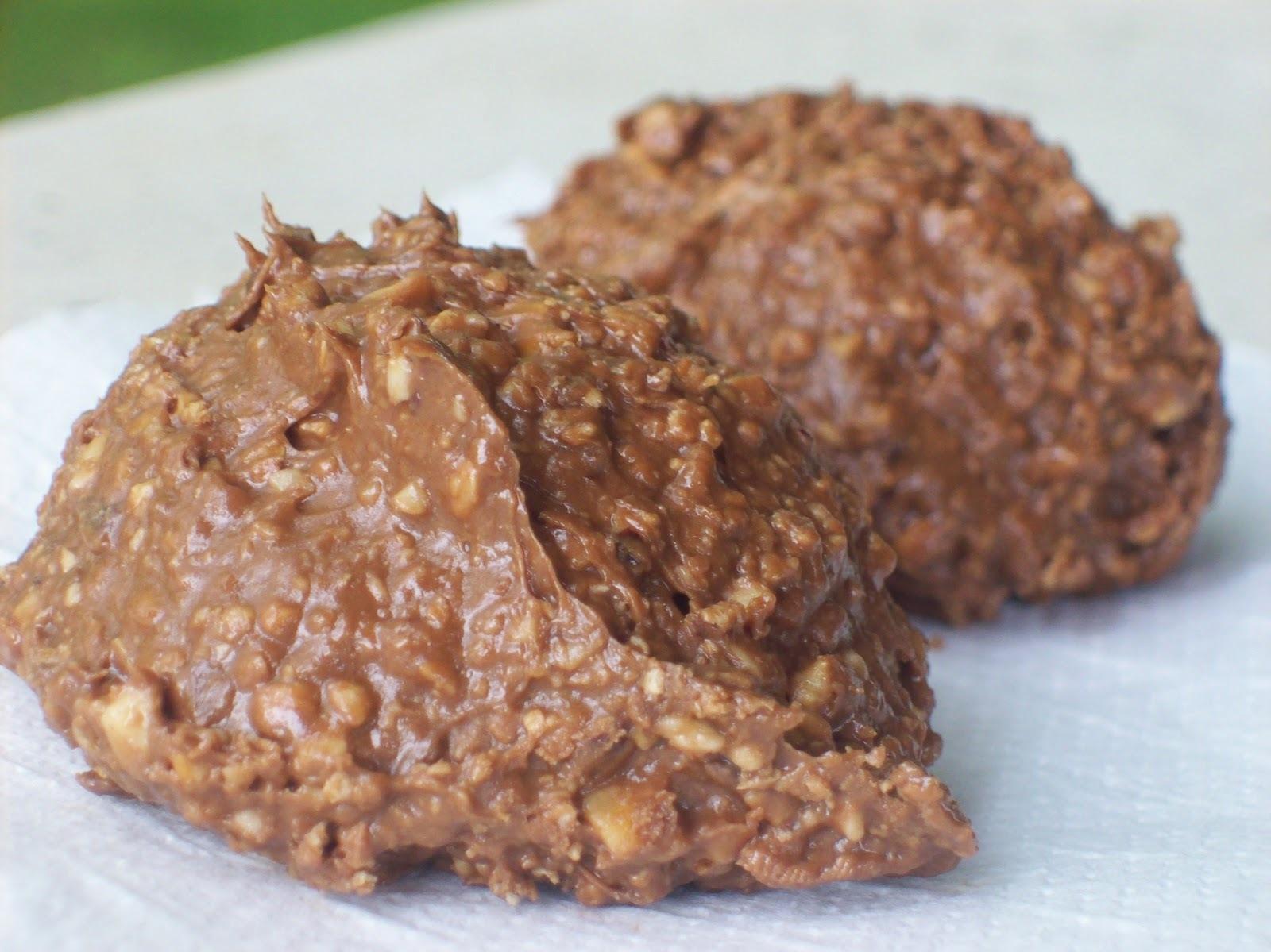 Γρήγορα σοκολατάκια με φουντούκια