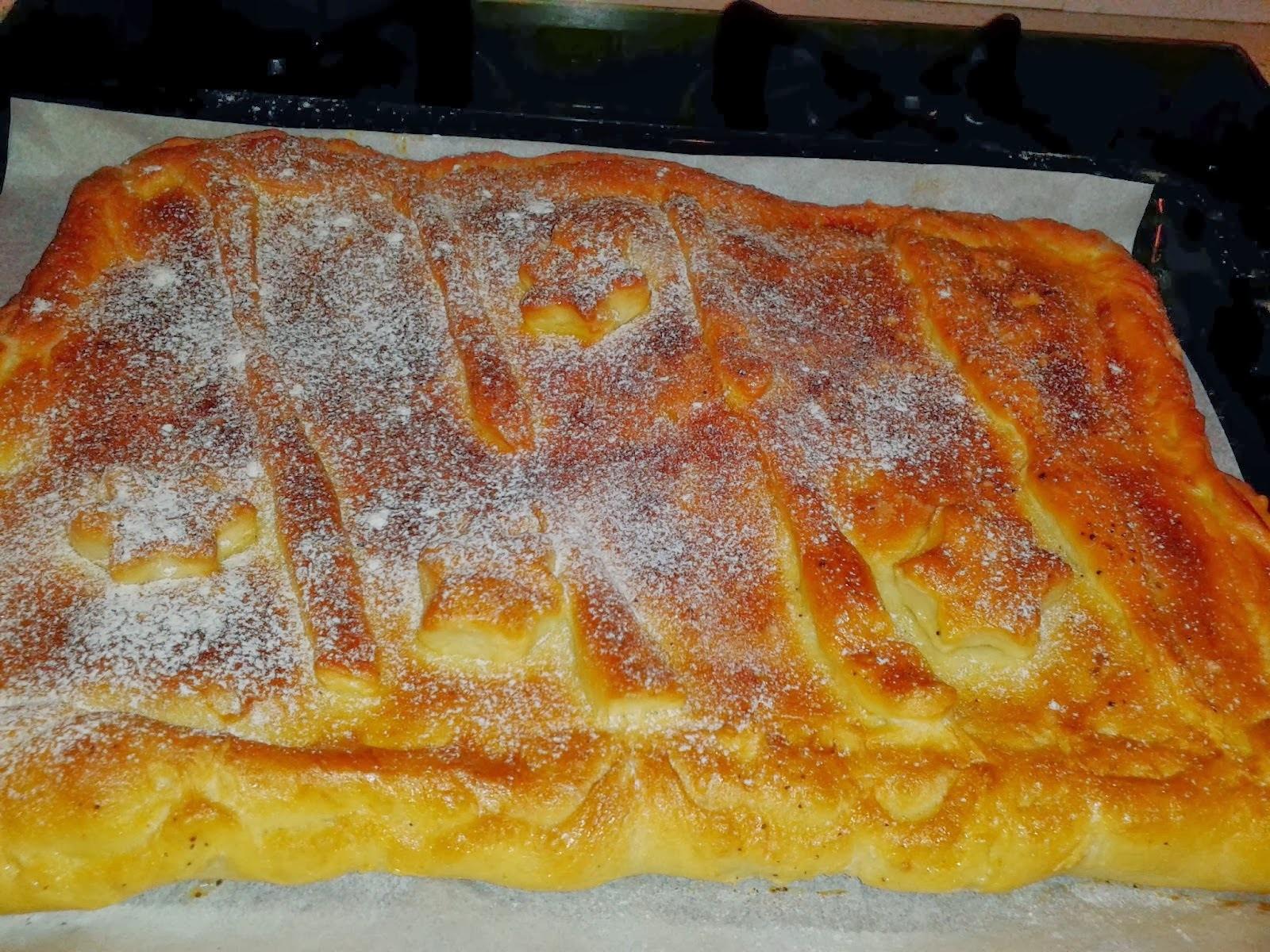 Empanada de Frutos de Mar con Masa de Pan