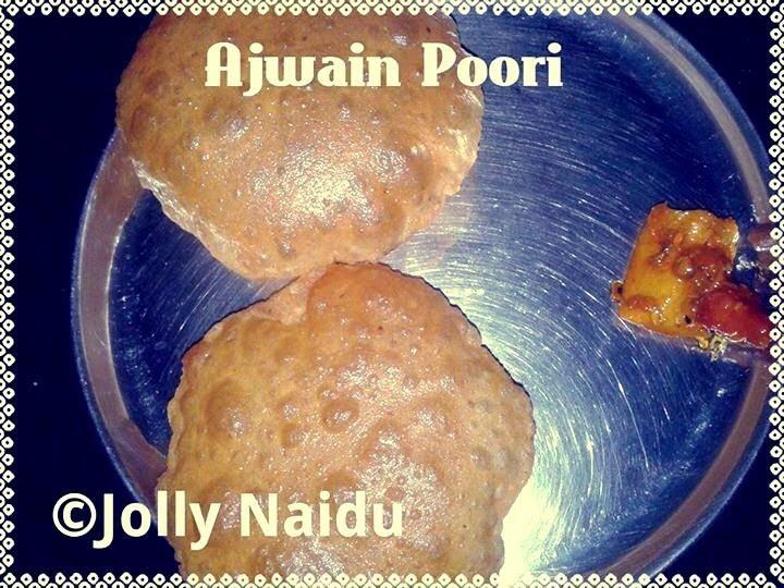 Khasta Ajwain Puri Recipe