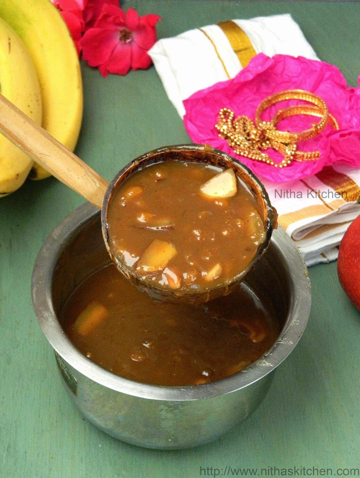 Kadala Parippu Prathaman | Chana Dal Payasam | Onam Recipe
