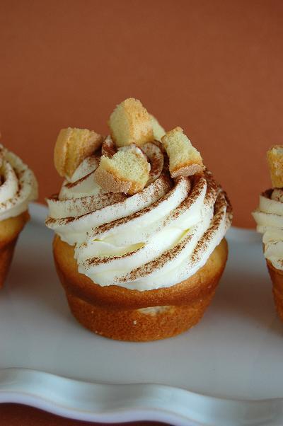 Τιραμισού Cupcakes (2) !!!!