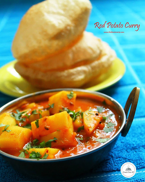 Spicy Red Potato Curry