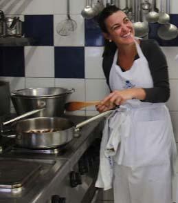 Terapia Gastronômica - Alcachofra Gratinada Com Presunto de Parma