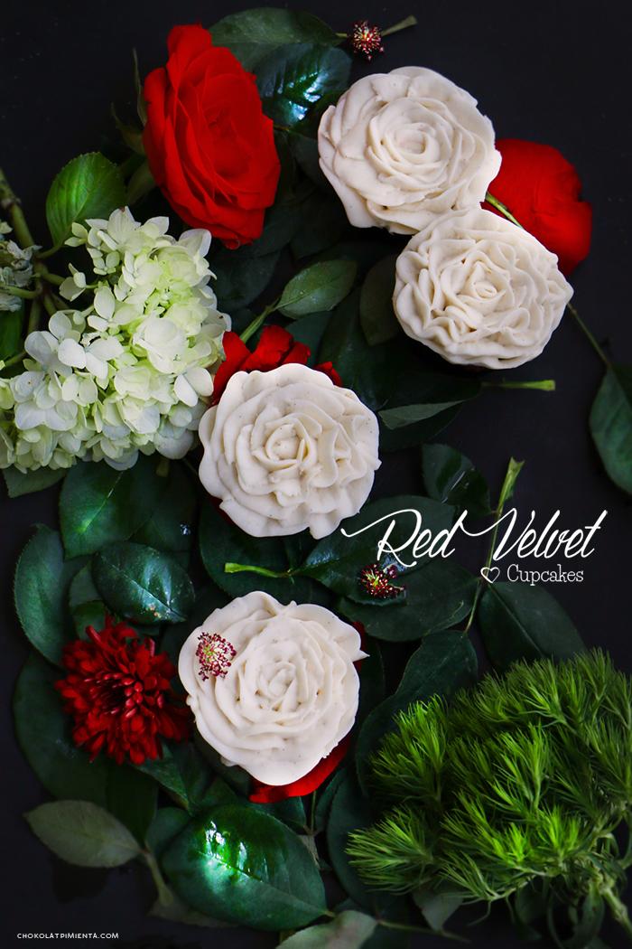 Red Velvet Cupcakes - Especial San Valentin