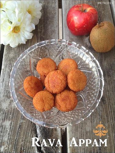 Rava Appam | Happy Vijaydhasami