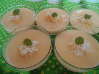 como fazer doce gelado de abacaxi com gelatina sem sabor