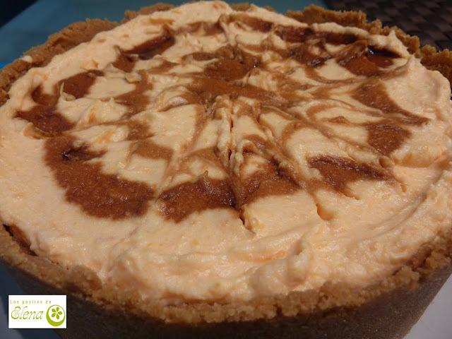 Cheesecake de batata