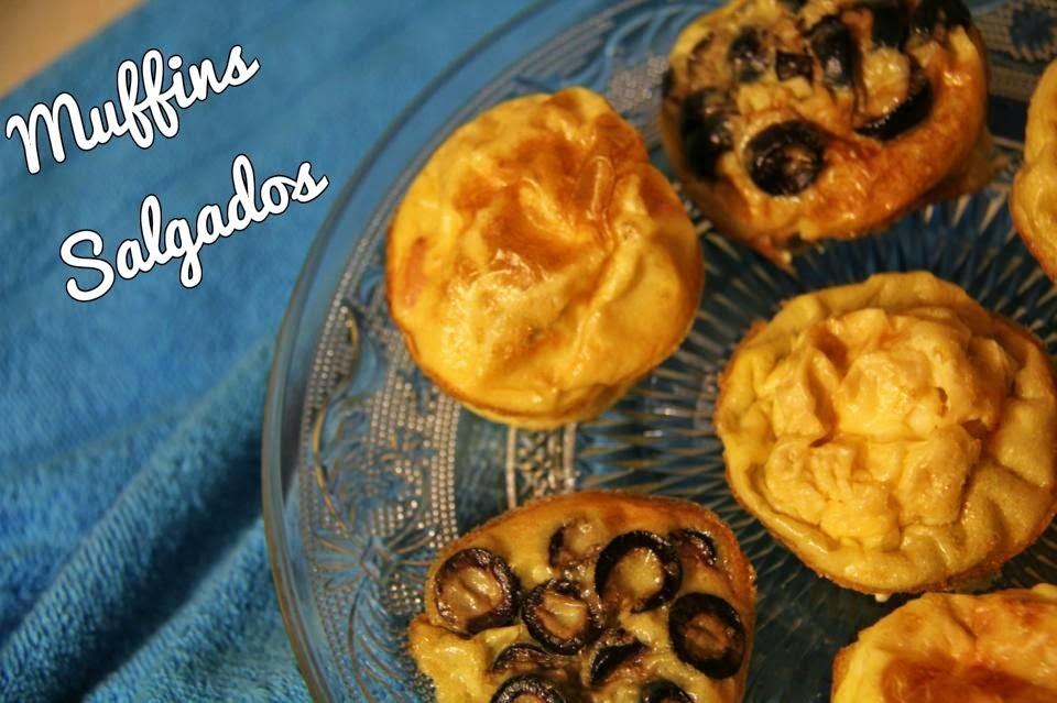 Muffins Salgados