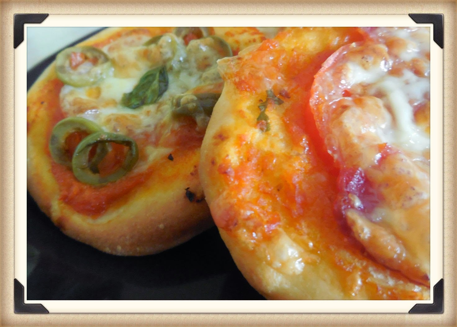 Pizza ako z talianska (domáci taliansky recept)