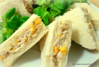 Sandwich frios