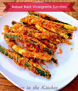 zucchini balls baked