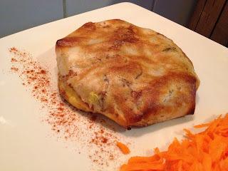 Pastilla s prepeličkou a mandľami