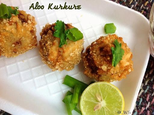 Aloo Kurkure - A Tribute to Tarla Dalal