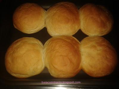 Pão para X-salada