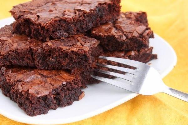 Doces Chefs: Brownie da Cecília