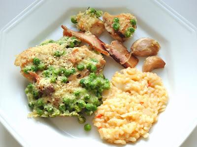 peito de frango ao forno simples