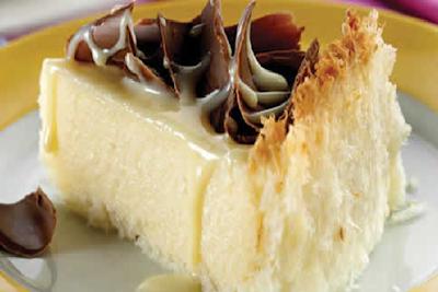 Torta de Coco e Leite Condensado