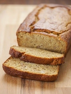 Pan de banana rapido