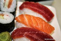 Sushi: Makizushi, Sashimi i Nigirizushi