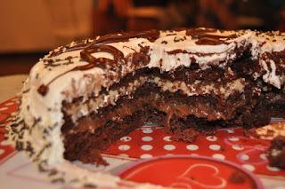 fotos de bolo de aniversario para facebook