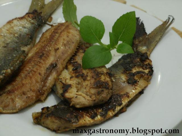 como limpar sardinha para fritar