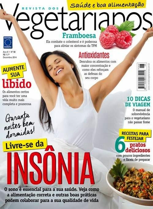 Revista Vegetarianos,  Edição 98 - Dezembro/2014