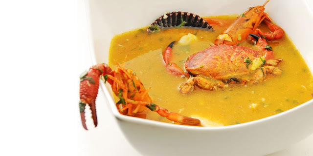 preparar cangrejos al ajillo