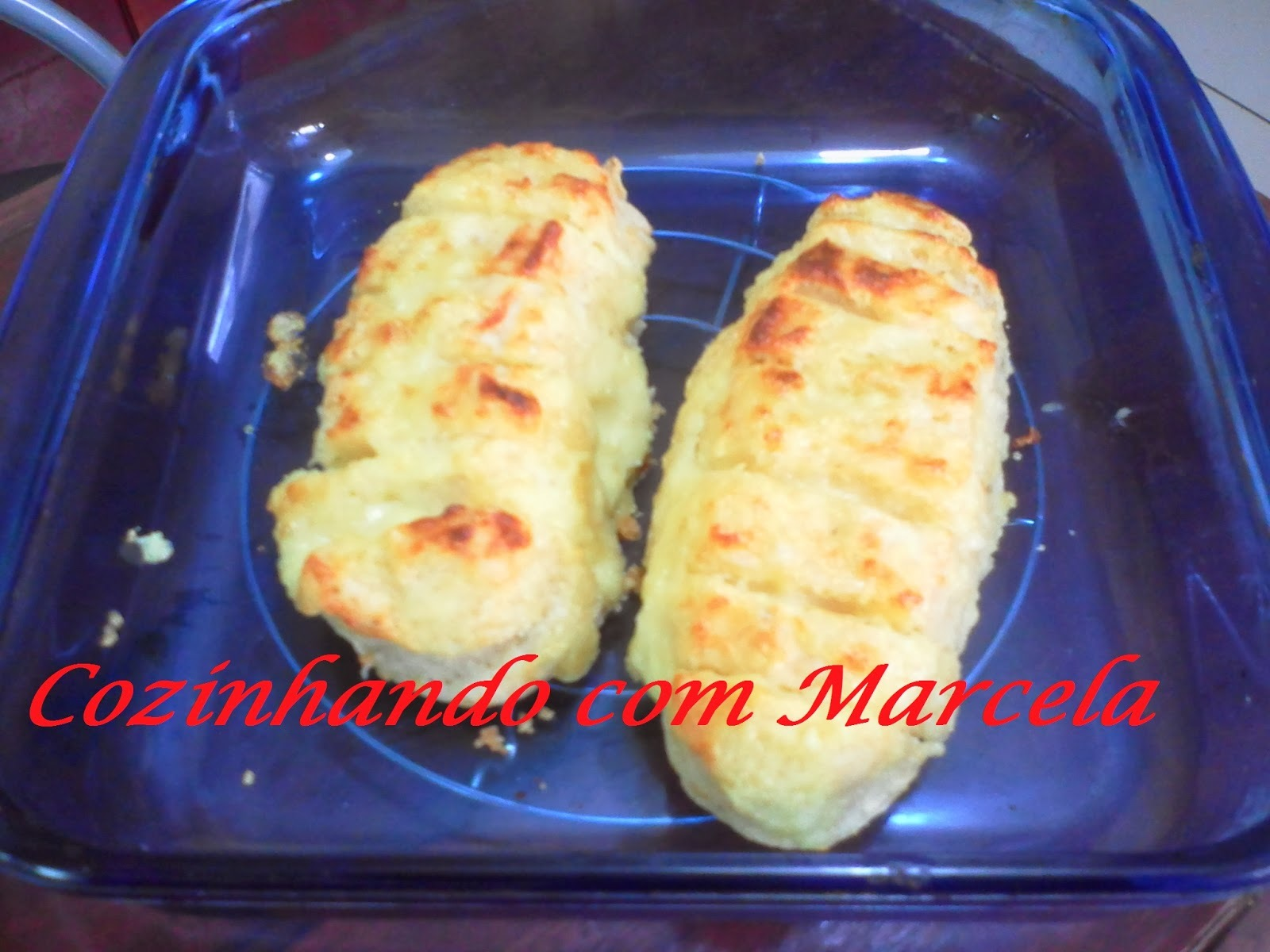 cachorro quente de forno com maionese e pão francês
